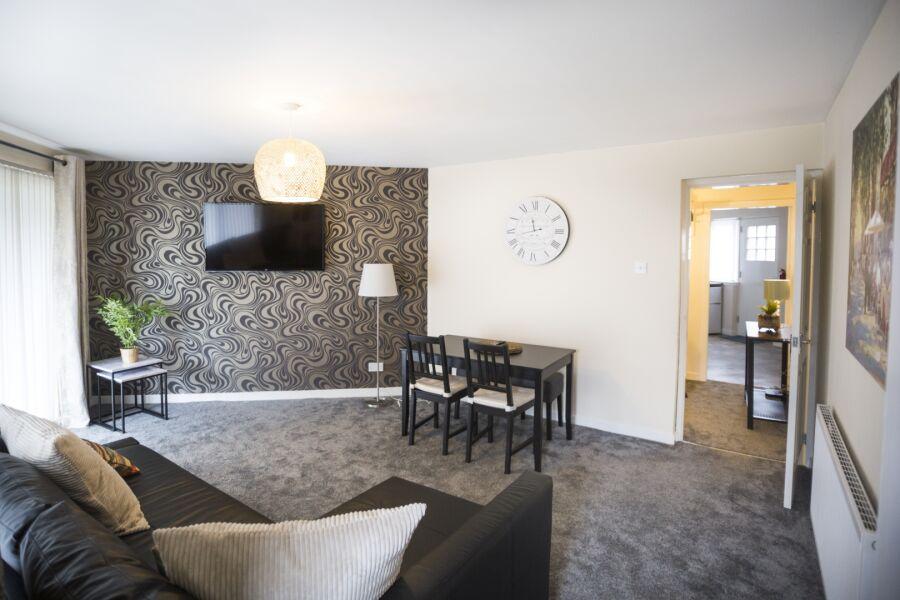 Emirates Apartment - Glasgow, United Kingdom