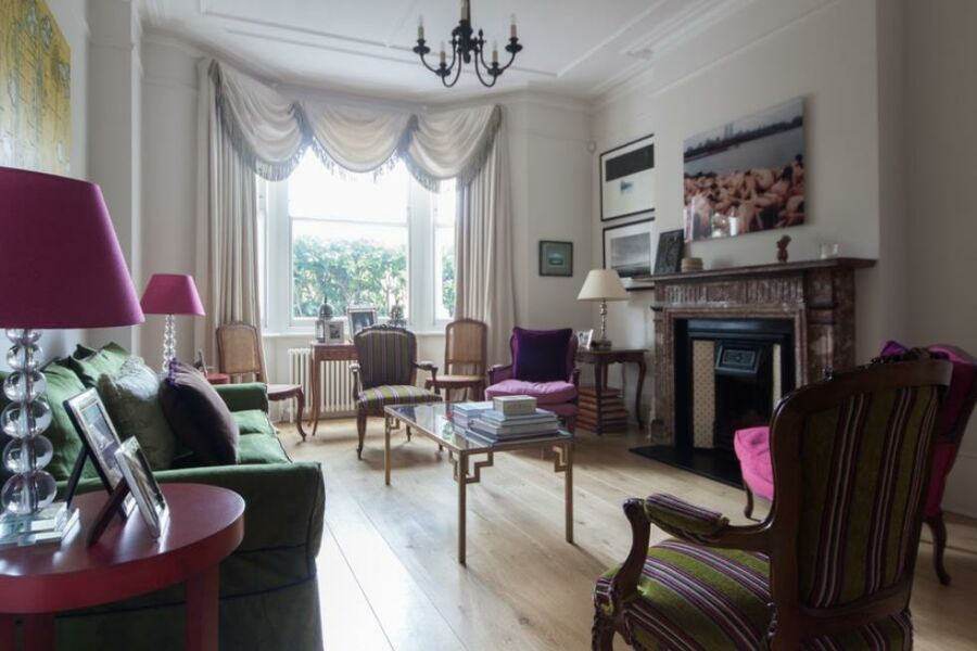 Luxemburg Gardens Accommodation - Hammersmith, West London