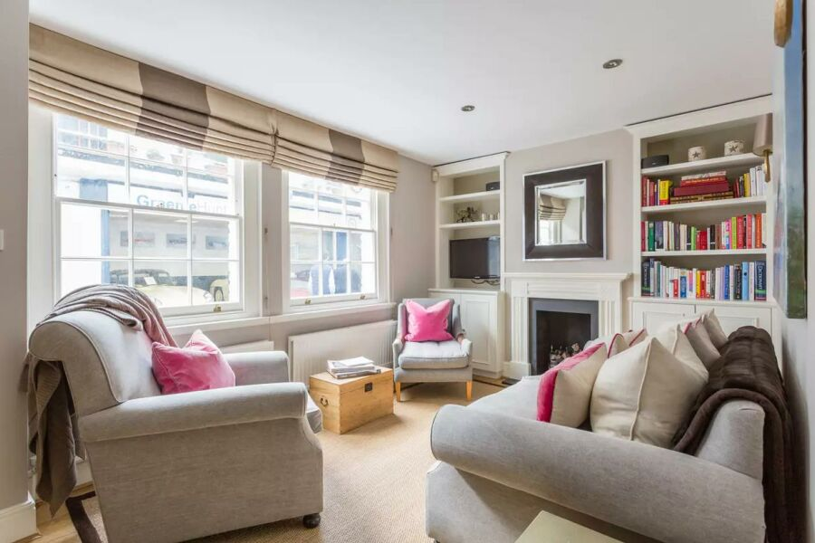 Radley Mews Accommodation - Kensington, Central London