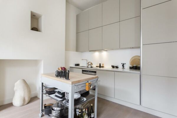 Weymouth Street II Apartment - Marylebone, Central London