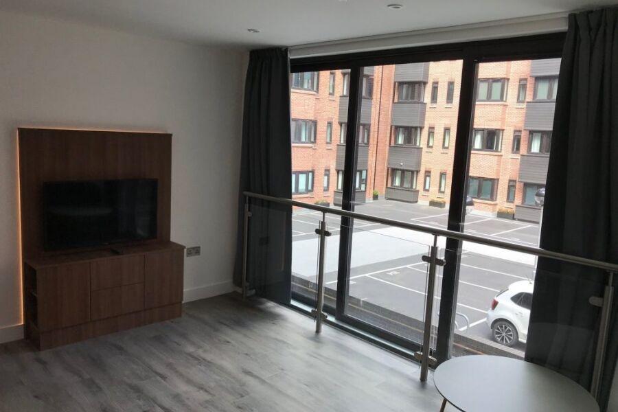 One The Brayford Apartments - Lincoln, United Kingdom
