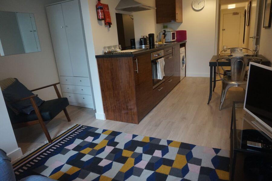 Cardinal Lofts Apartments - Ipswich, United Kingdom