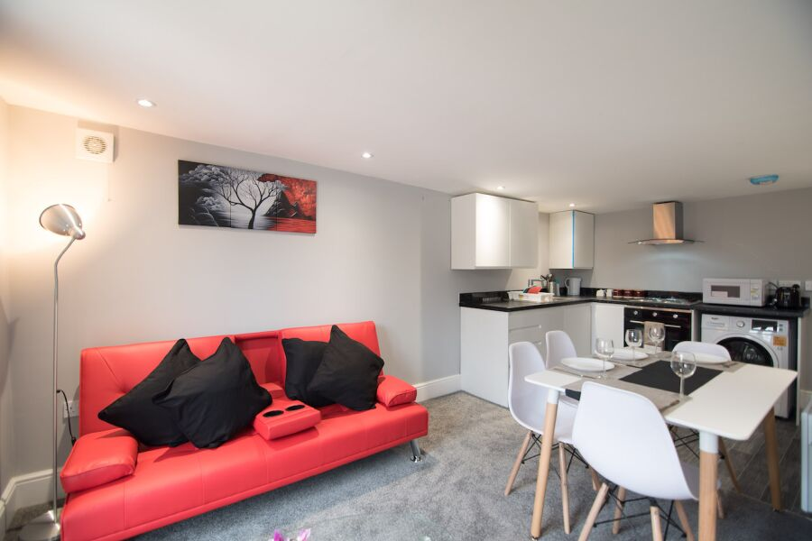 Derby City Centre Apartments - Derby, United Kingdom