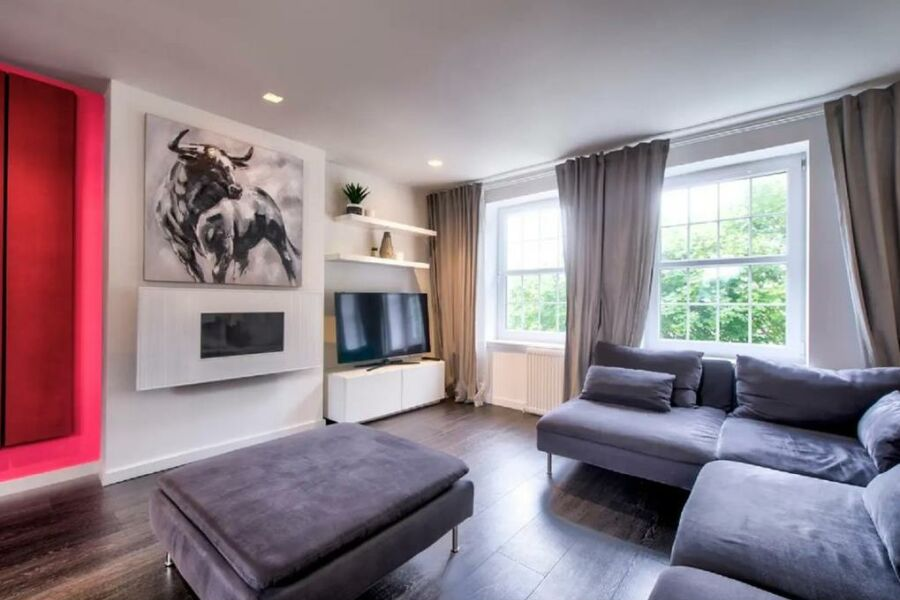 Belle Vue Road Apartment - Edinburgh, United Kingdom