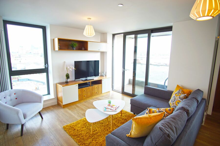 Connaught Heights Apartment - London, United Kingdom