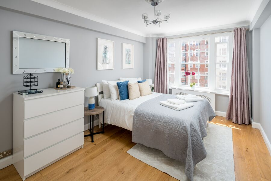 Kendal Street Apartment - Westminster, Central London