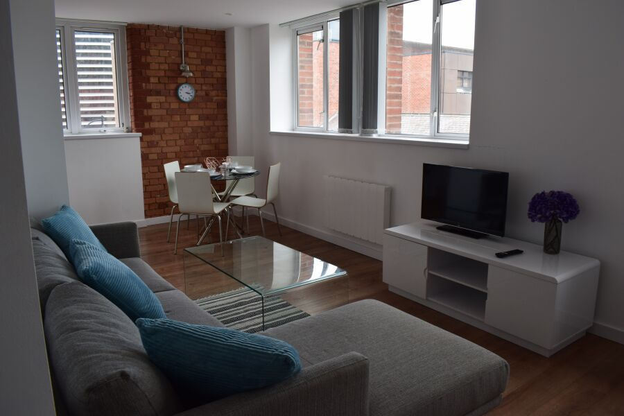 Leicester City Apartment - Leicester, United Kingdom