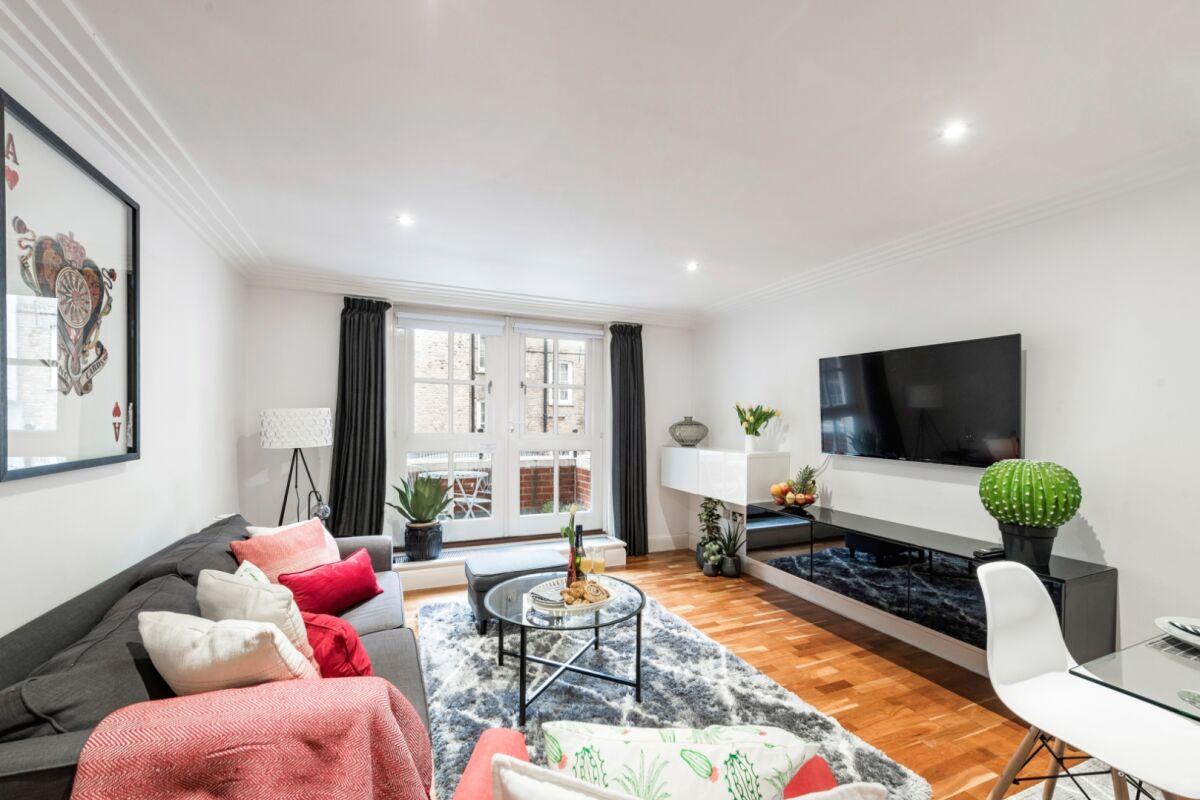 Covent Garden Apartment (S) - Covent Garden, Central London