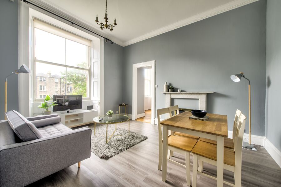 Manor Place Apartment - Edinburgh, United Kingdom