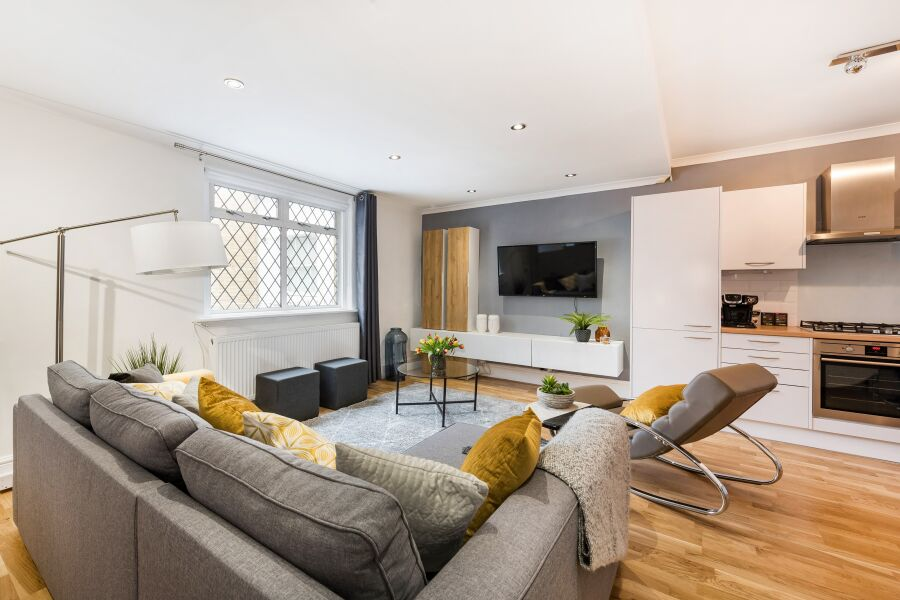 Marylebone Mews Apartment - Marylebone, Central London