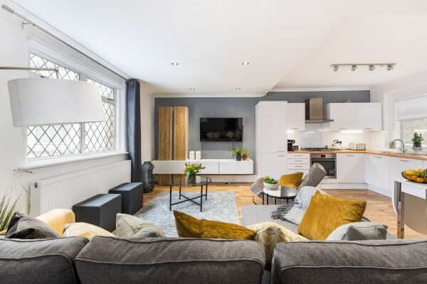 Marylebone Mews Apartment - Marylebone, Central London