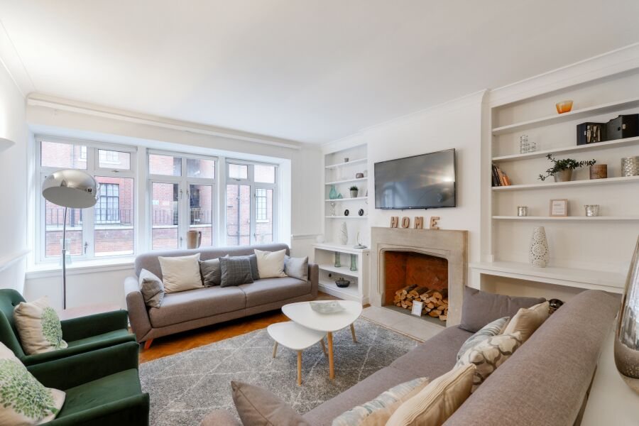 Cavendish Apartment - Marylebone, Central London