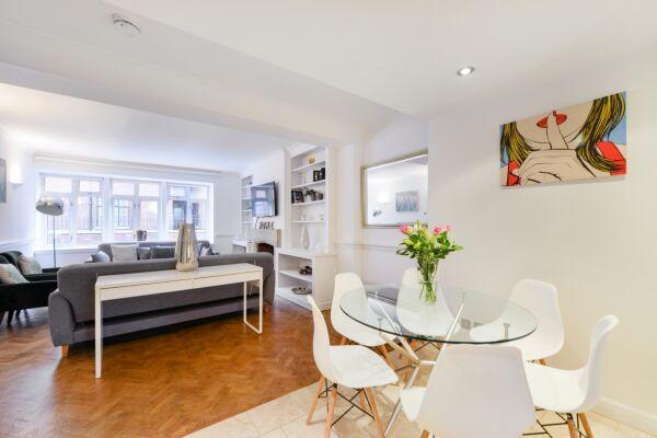 Cavendish Apartment - Marylebone, Central London