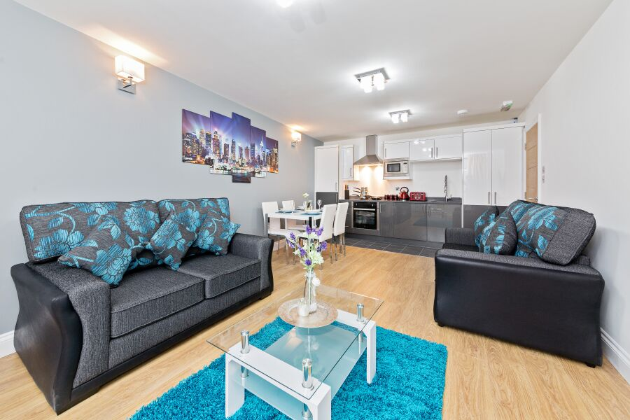 Mill Street Apartments - Bedford, United Kingdom