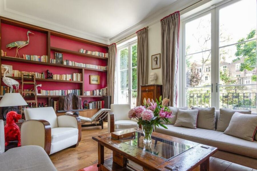 Argyll Road III Accommodation - Kensington, Central London