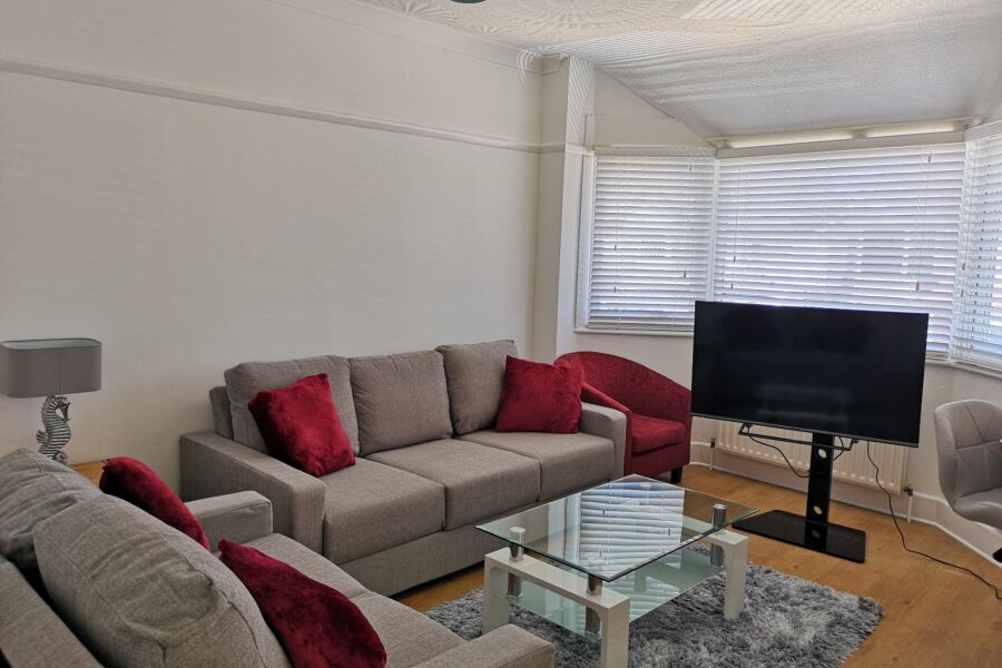 Fisherman's Walk First Floor Apartment - Bournemouth, United Kingdom