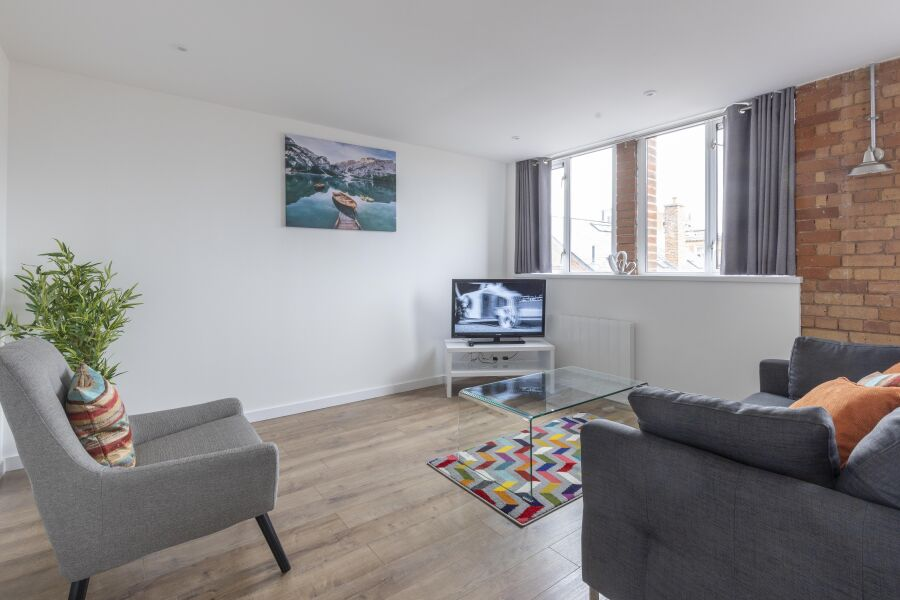Queen Street Apartments - Leicester, United Kingdom