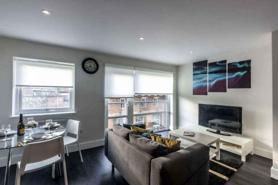 Aria Apartment - Leicester, United Kingdom