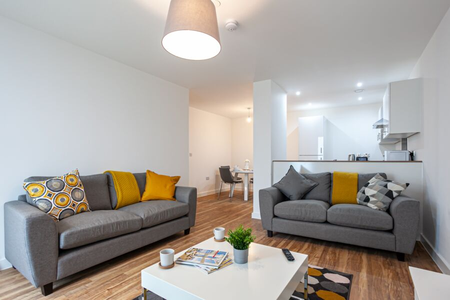 Harbour City X1 Apartments - Salford, Manchester