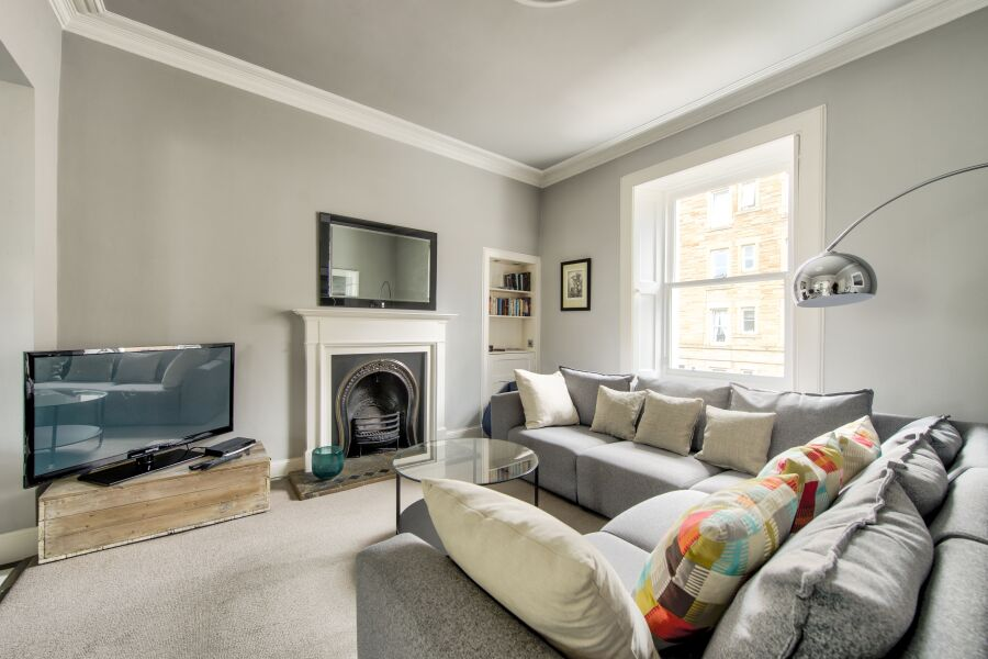 Maryfield Apartment - Edinburgh, United Kingdom