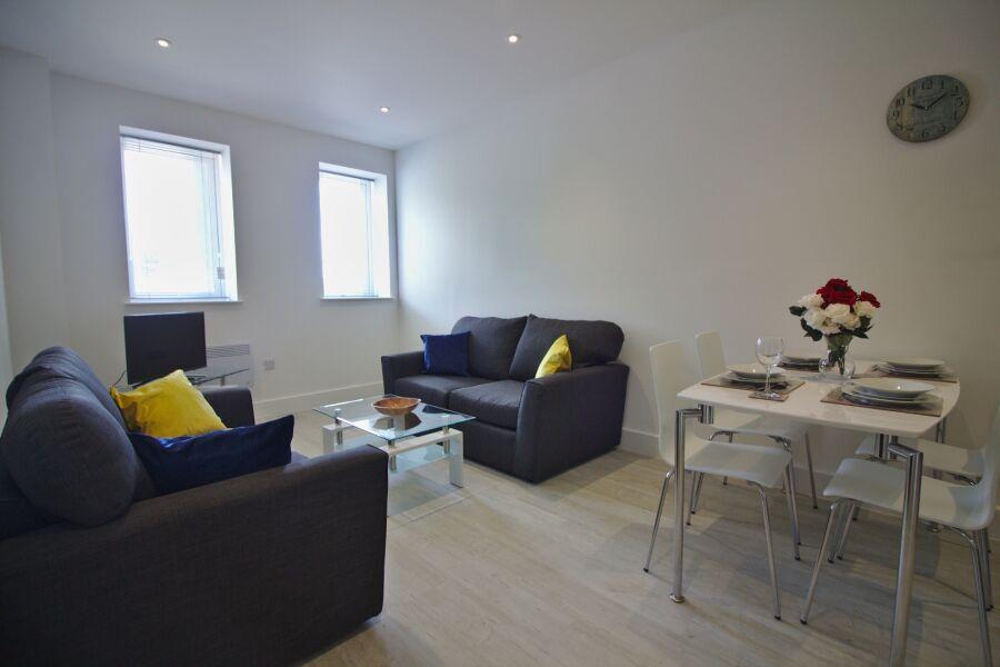Property Peaks Apartments - Bedford, United Kingdom