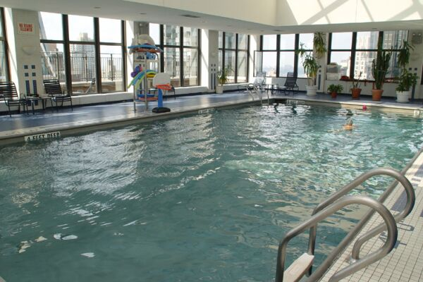 Swimming Pool, Symphony Serviced Apartments, Midtown, New York