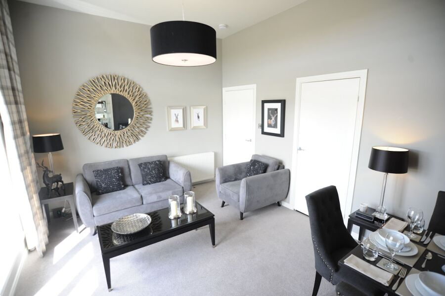 Riverview 1 Apartment - Stirling, United Kingdom