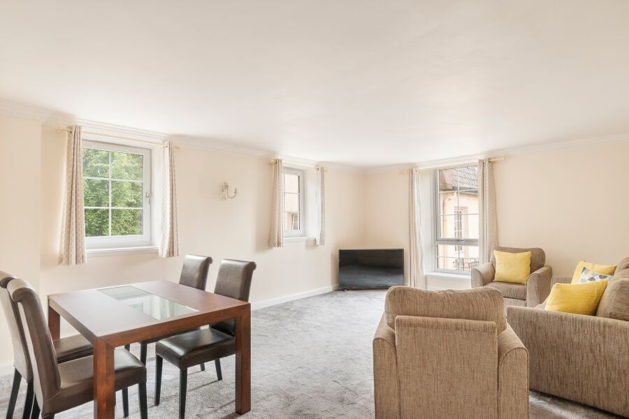 Caledonian Crescent Apartment - Edinburgh, United Kingdom