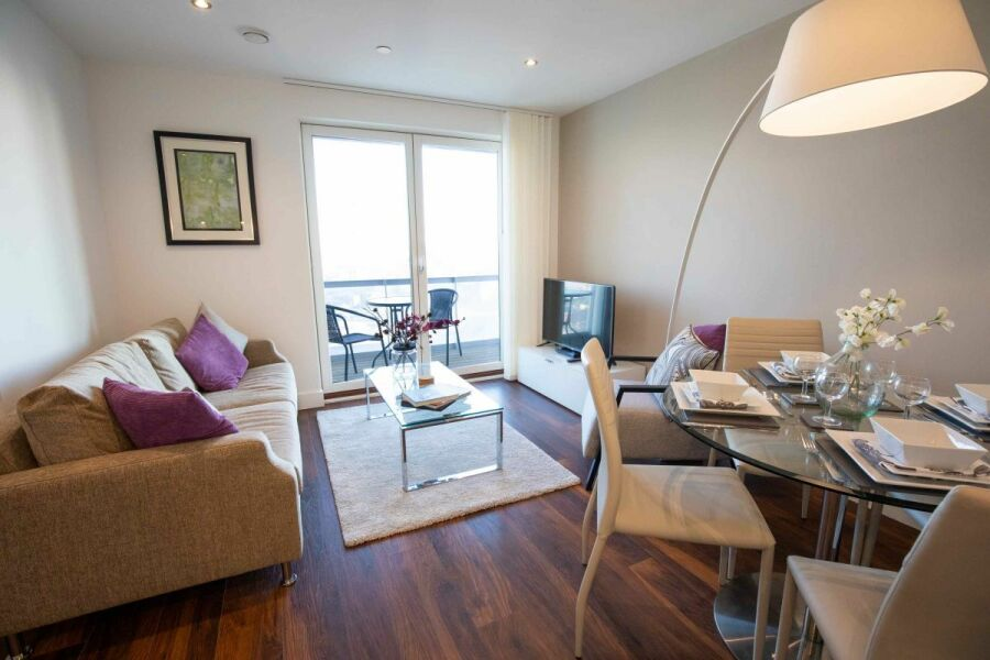 Greengate Apartments - Salford, Manchester