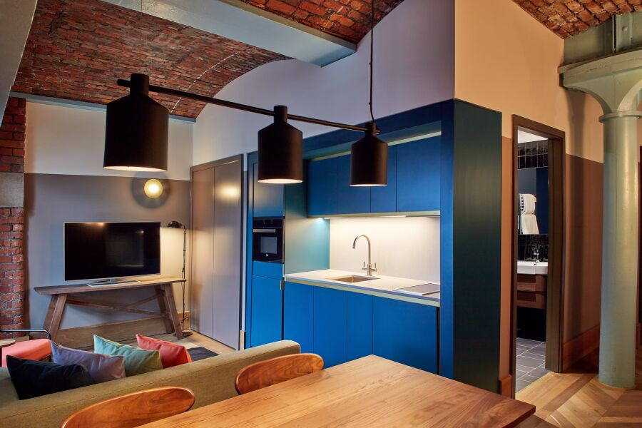 Ducie Street Apartments - Manchester, United Kingdom