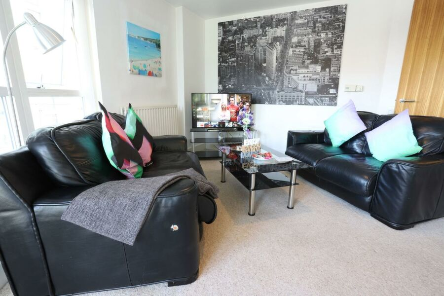 Cregoe Street Apartment - Birmingham, United Kingdom