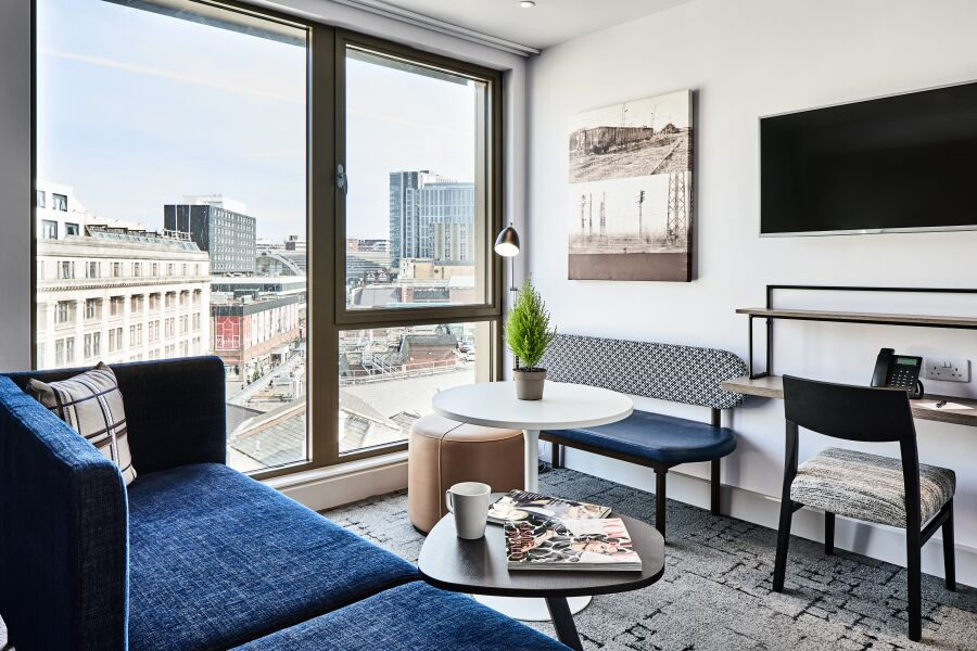 Quest Liverpool City Centre Apartments - Liverpool, United Kingdom