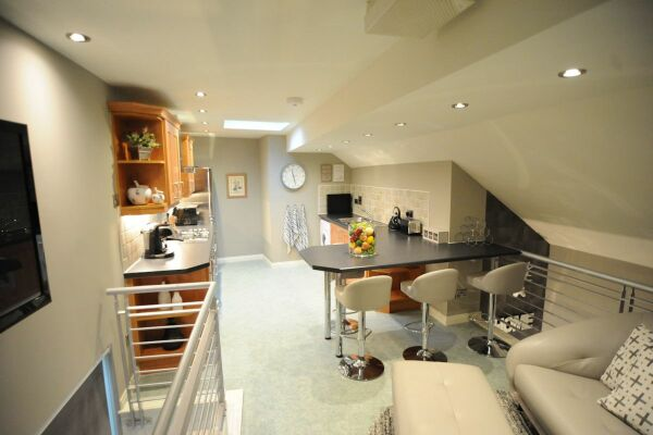 Riverview 2 Apartment - Stirling, Scotland