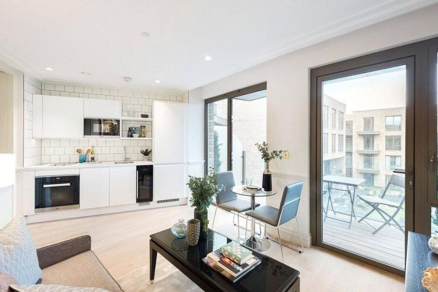Hammersmith Apartment - Hammersmith, West London