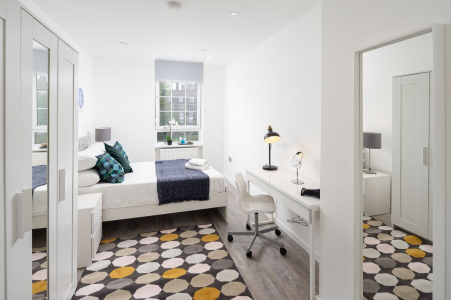 Becket House Apartment - Southwark, Central London