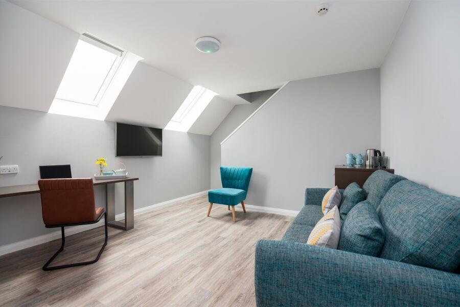 St Helens Studio Apartments - St Helens, Merseyside
