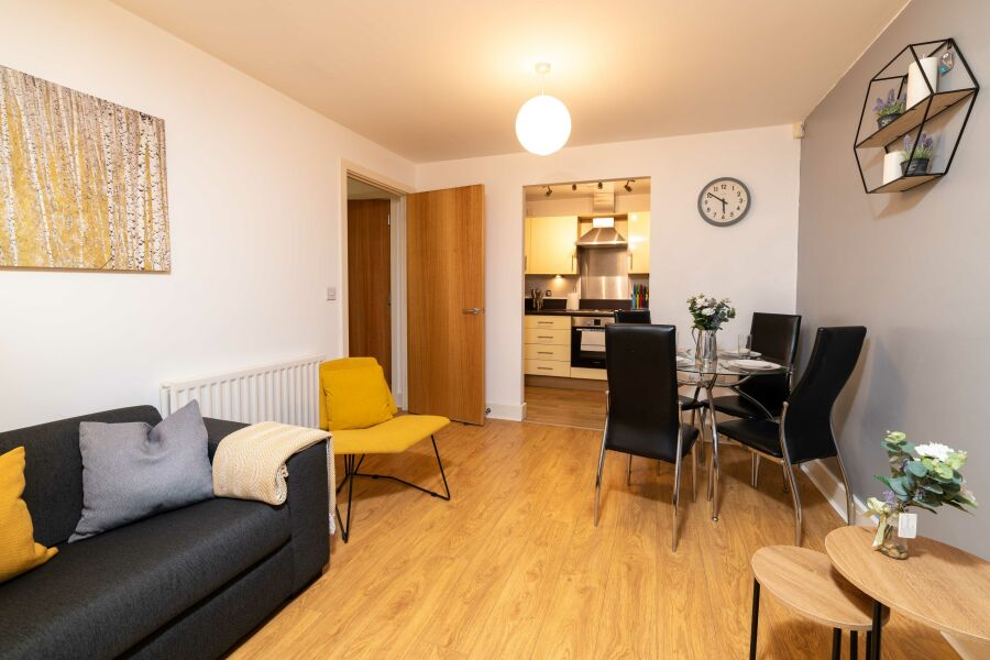 Alfred Knight Way Apartment - Birmingham, United Kingdom
