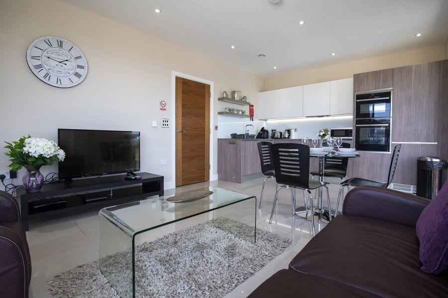 The Bars Development Apartments - Guildford, United Kingdom
