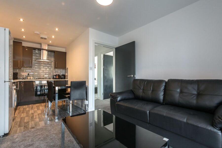 Liverpool Apartments - Liverpool, United Kingdom