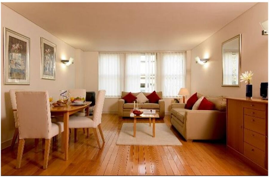 Bow Lane Apartments - St. Paul's, The City
