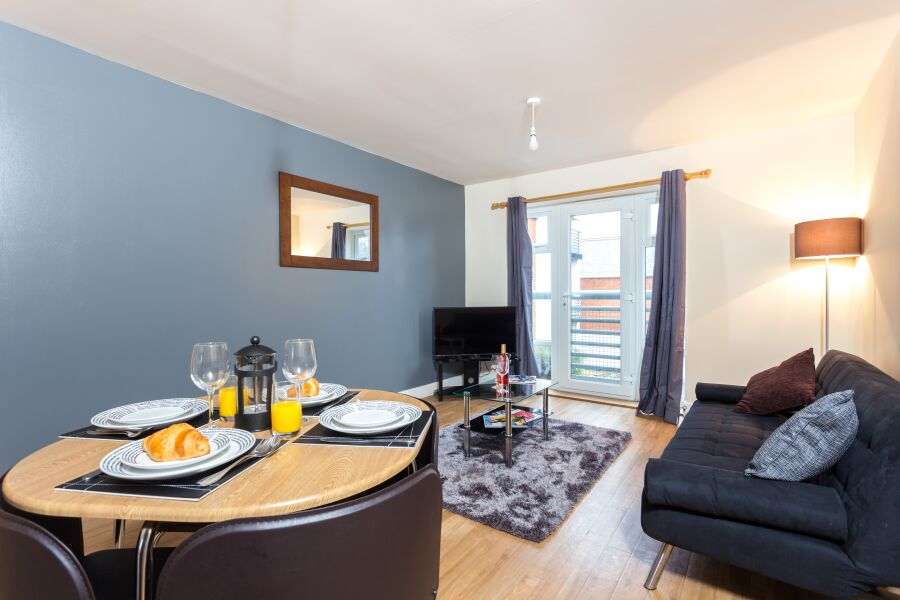 Pride Apartments - Derby, United Kingdom