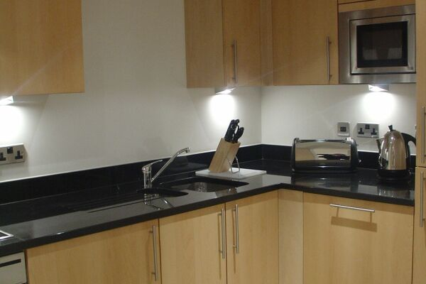 Kitchen, New Palace Place Serviced Apartments, Westminster, London