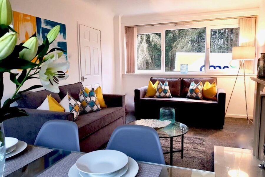 South Calder Accommodation - Wishaw, North Lanarkshire