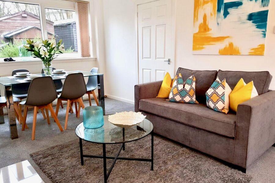 South Side Pleasance Apartment - Glasgow, United Kingdom