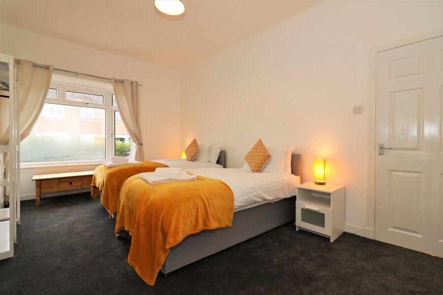 Cardonald House Apartment - Glasgow, United Kingdom