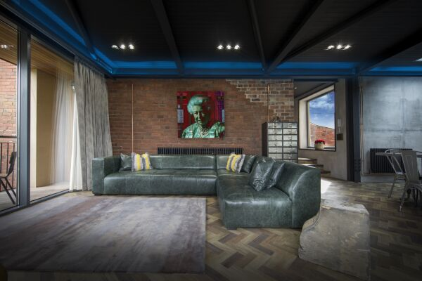 The Bells Serviced Apartments in Leeds, Living Area