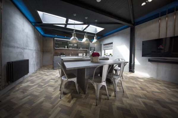 The Bells Serviced Apartments in Leeds, Dining Area