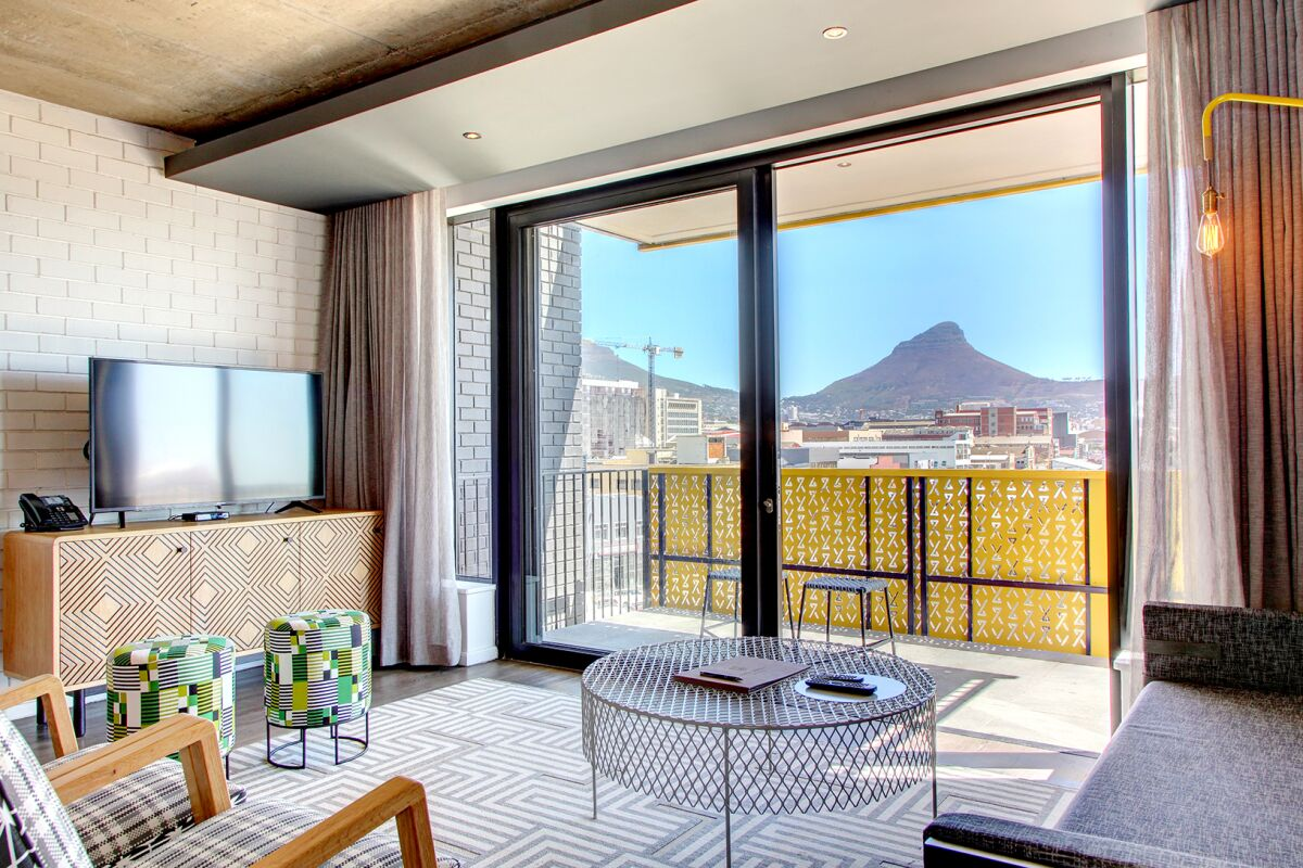 Stock Exchange Apartments - Woodstock, Cape Town