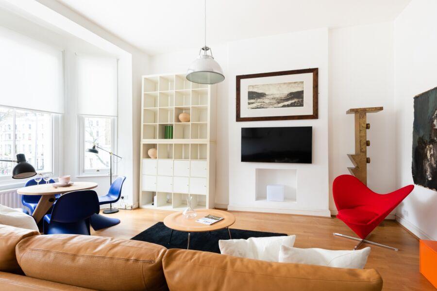 Powis Square Escape Apartment - Notting Hill, West London