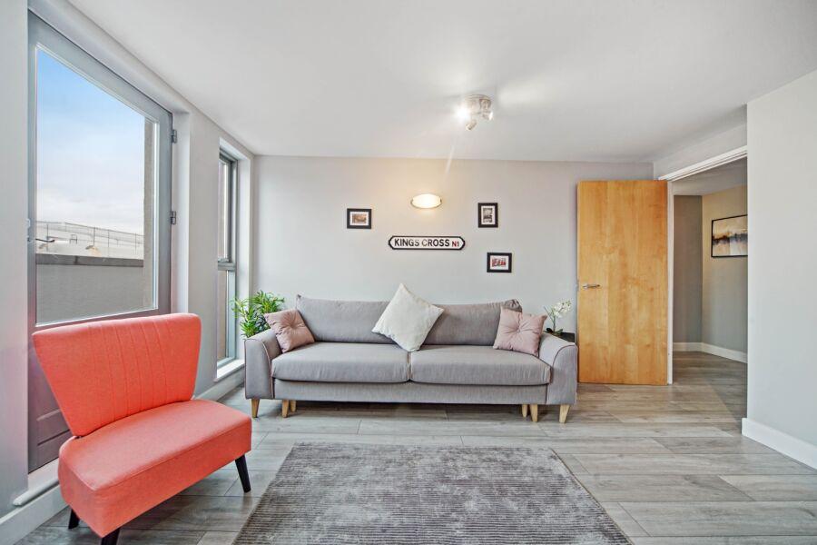 Parkway Apartment - Camden, North London